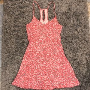 Floral Skater Dress